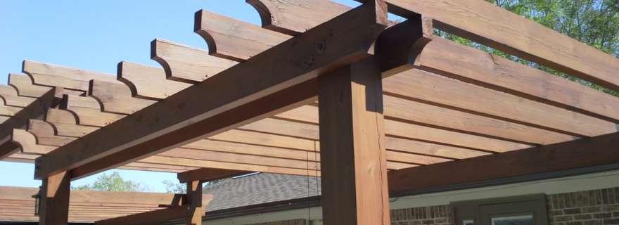Estructuras para exteriores